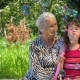 Grandma with a Granddaughter. - VideoHive Item for Sale
