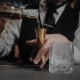 Bartender Shows His Art of Mixind Drinks - VideoHive Item for Sale