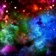 Colorful Space Nebula - VideoHive Item for Sale