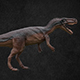 Torvosaurus - 3DOcean Item for Sale