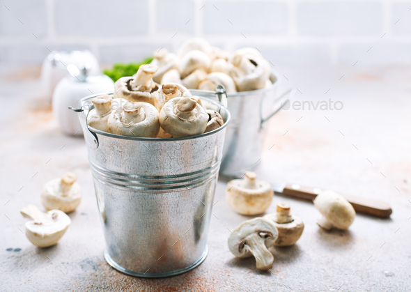 champignons - Stock Photo - Images