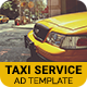 Tour & Travel | Taxi/Cab Service Banner (TT002) - CodeCanyon Item for Sale