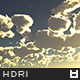 High Resolution Sky HDRi Map 197