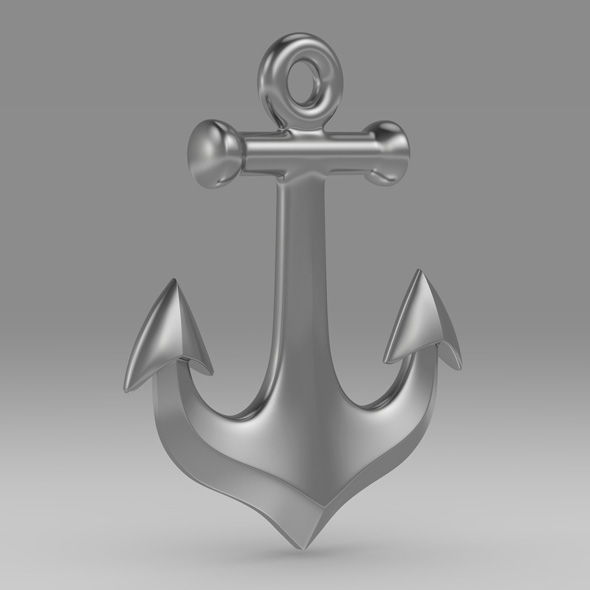 Anchor 11 - 3DOcean Item for Sale