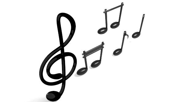 Cute Musical Note