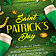 St Patrick Day Flyer And Poster Template - GraphicRiver Item for Sale