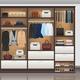Wardrobe Storage Interior Realistic