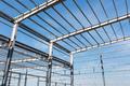 steel frame building closeup - PhotoDune Item for Sale