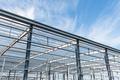 steel structure workshop background - PhotoDune Item for Sale