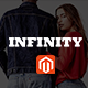 Infinity - Responsive Magento 2 Fashion Store Theme - ThemeForest Item for Sale