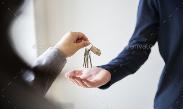 Buying real estate concept - Stock Photo - Images