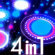 Event Lights VJ Loops - VideoHive Item for Sale