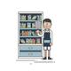 V112-tang-19-bookstore - PhotoDune Item for Sale