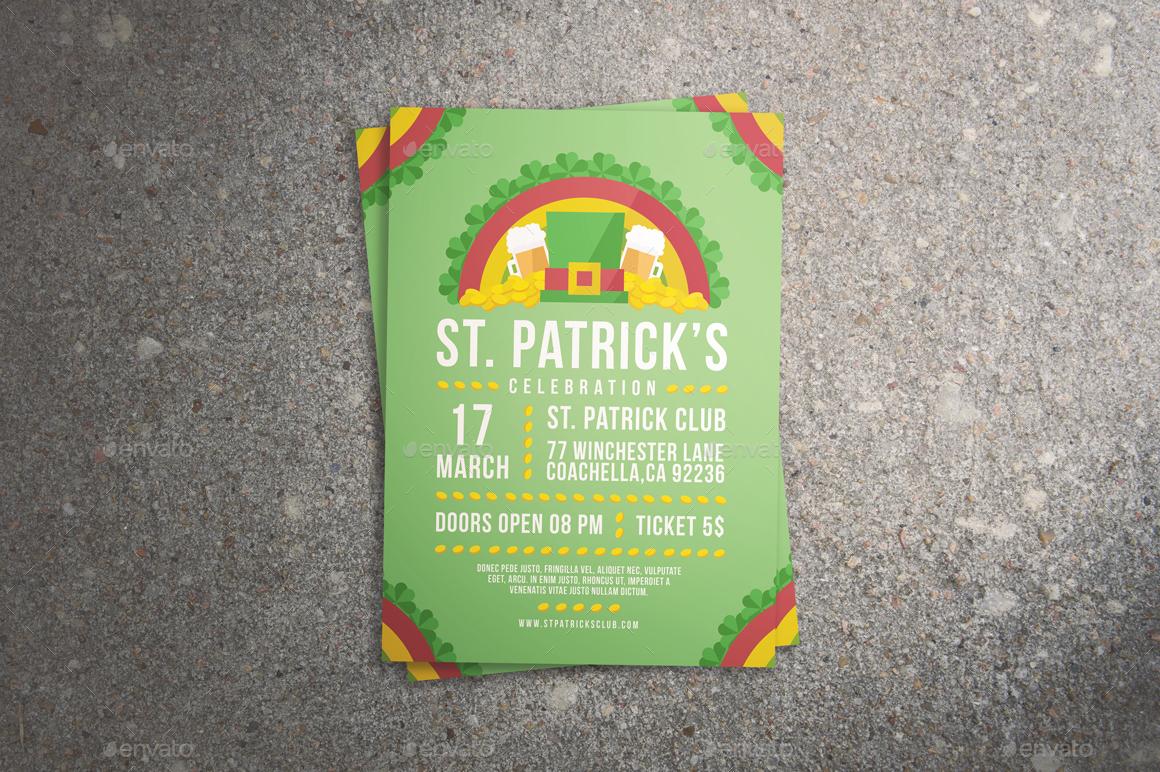 Saint Patrick's Day Celebration Set