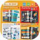 All In 1 Infographics Design Bundle - GraphicRiver Item for Sale