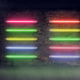 Neon Light Room Background - VideoHive Item for Sale