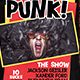Punk Flyer - GraphicRiver Item for Sale