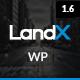 LandX - Multipurpose  Wordpress Landing Page - ThemeForest Item for Sale