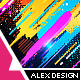 Colorful Logo Reveal - VideoHive Item for Sale