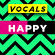 Happy Vocals - AudioJungle Item for Sale
