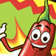 Hot Red Chilly Pepper Mascot - GraphicRiver Item for Sale