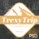 Trexy - Hiking And Outdoor Club PSD Template - ThemeForest Item for Sale