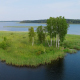 Aerial Footage Spring Island - VideoHive Item for Sale