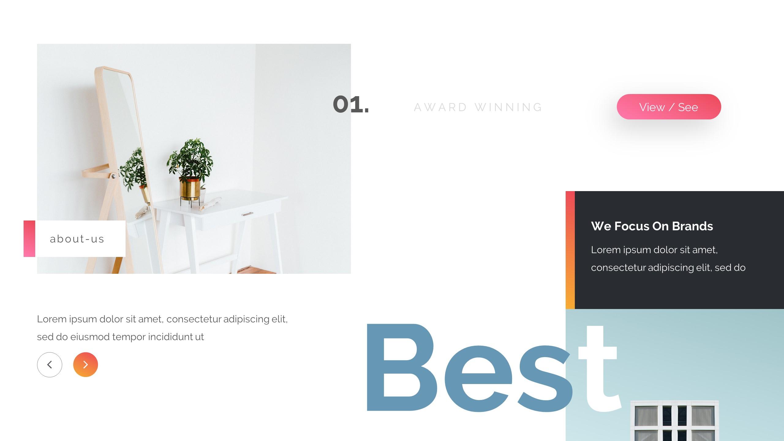 evani creative design powerpoint template by zinstudio graphicriver