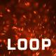 Fire Embers Loop - VideoHive Item for Sale
