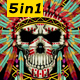 Indian Skull - VideoHive Item for Sale