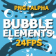 Flash FX BUBBLE Elements - VideoHive Item for Sale
