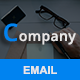 Company - Responsive Email Template - ThemeForest Item for Sale