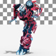 Robot Active Dance Swing - VideoHive Item for Sale