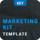Marketing Kit Clean Keynote - GraphicRiver Item for Sale