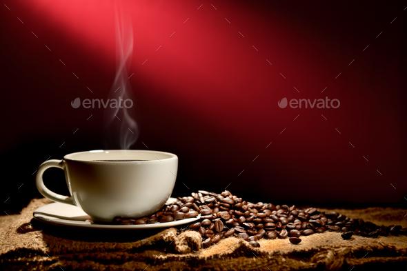 Coffee  - Stock Photo - Images