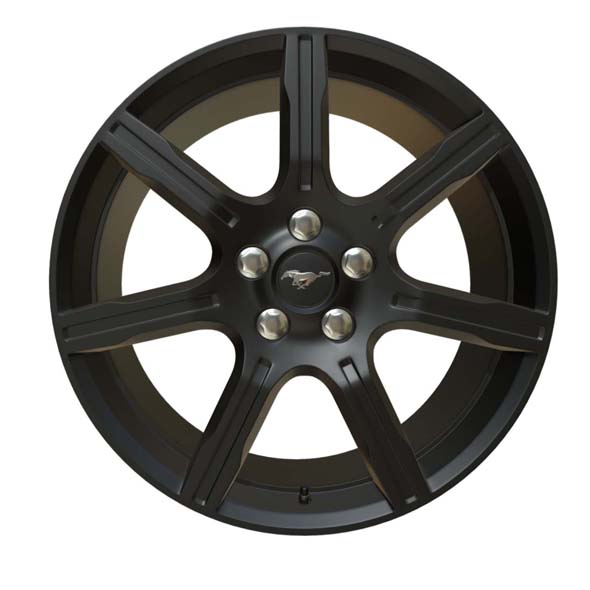 rim mustang - 3DOcean Item for Sale