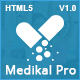 MedikalPro - Health & Medical Responsive HTML5 Template - ThemeForest Item for Sale