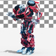 Robot Corporate Energy Dance - VideoHive Item for Sale