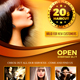 Hair Salon Flyer - GraphicRiver Item for Sale