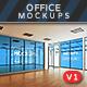 Interior Offices Mockups V.1