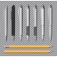 Set of Realistic Office Pens and Pencil Isolated - GraphicRiver Item for Sale