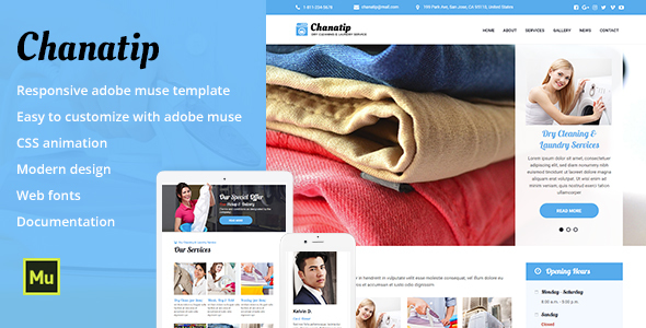 Chanatip – Responsive Dry Cleaning & Laundry Service