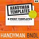 Handyman Templates Bundle Vol.2