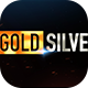 Gold Silver Titles - VideoHive Item for Sale