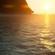 Sunset over the Sea - VideoHive Item for Sale