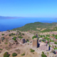 Aerial View of Assos Historic City in Canakkale - VideoHive Item for Sale