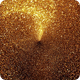 Golden Energy Particles Background - V2 Centered - VideoHive Item for Sale