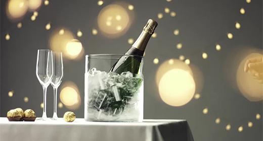Champagne Sparkling wine set