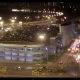 Night Shot of Car Traffic Near Parking Lot - VideoHive Item for Sale