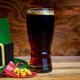 Saint Patrick day symbols green hat and leprechaun gold - PhotoDune Item for Sale